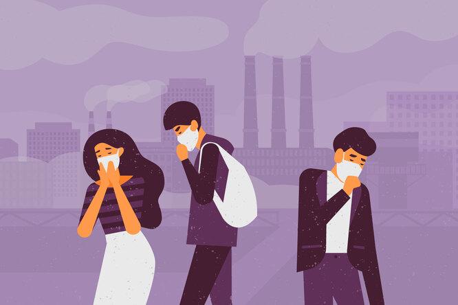 Что опаснее — жить вмегаполисе или курить? 8 важных вопросов ораке легкого