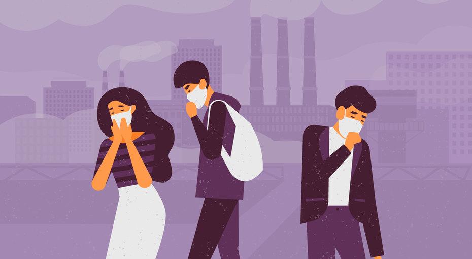 Что опаснее — жить вмегаполисе или курить? 8 очень важных вопросов ораке легкого