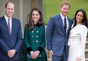 Ми-ми-ми, картины и розы: такие романтичные поступки британских принцев