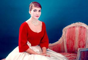 Мария Каллас, её 4 голоса, 2 миллионера и 1 болезнь: трагедия в греческом духе