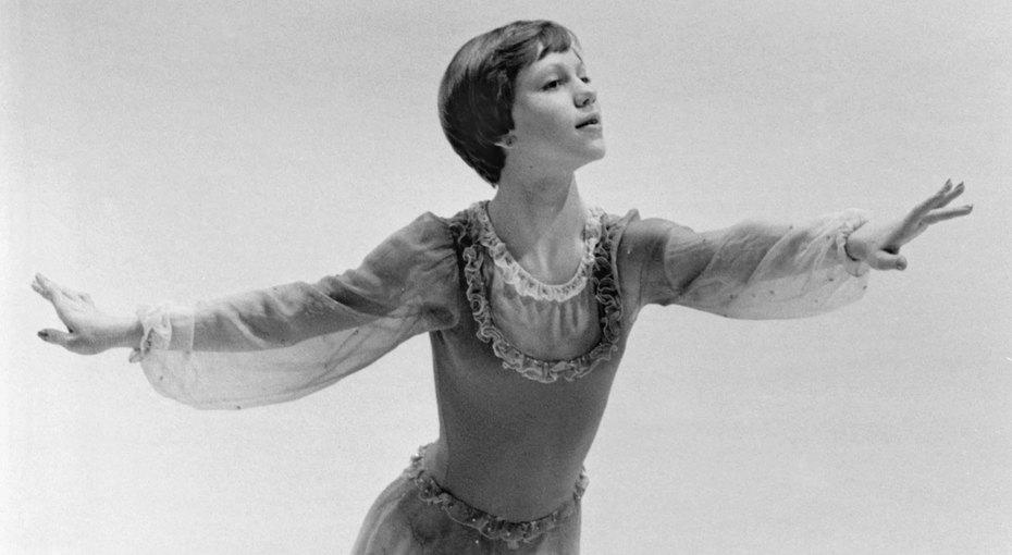 Страшная жизнь исмерть первой советской фигуристки, получившей олимпийскую медаль