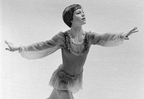 Страшная смерть первой советской фигуристки, получившей олимпийскую медаль