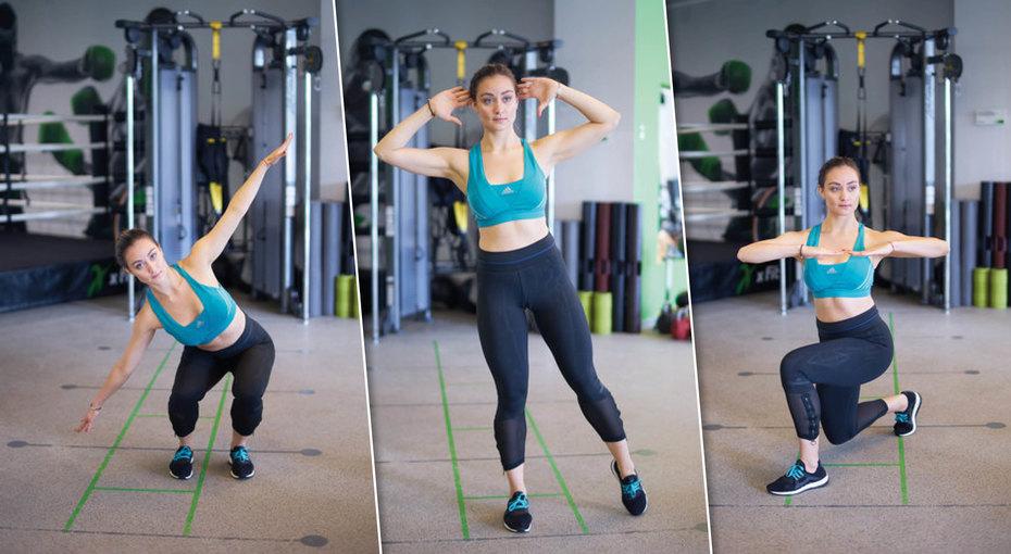 Функциональный тренинг: как проработать все мышцы закороткую тренировку?