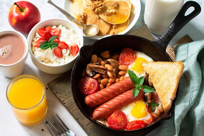 Шакшука, фритата, крок-мадам идругие рецепты лучших мировых завтраков