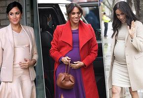 Королевский стиль: как одевается беременная Меган Маркл