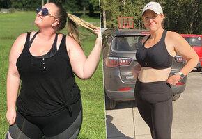 Как похудеть на двух диетах и потерять 65 кг?