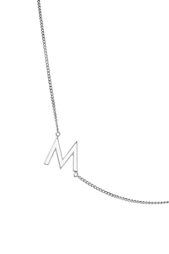 Подвеска с буквой, Avgvst Jewelry, 4800 руб