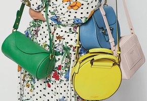 Своя ноша – самые яркие сумки нового сезона