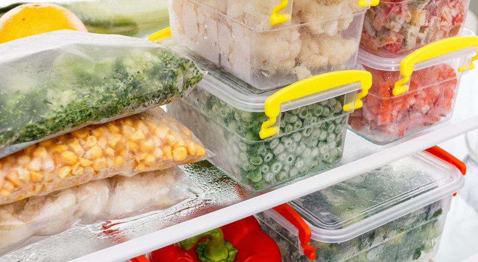 Освобождаем место в холодильнике