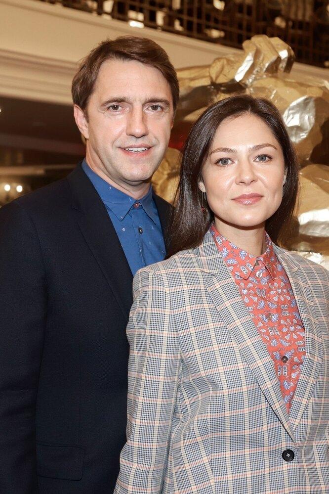 Елена Лядова, Владимир Вдовиченков