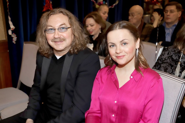 Юлия Проскурякова показала молодую и красивую маму