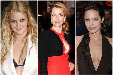 Анджелина Джоли, Линдси Лохан, Кристен Стюарт иеще 7 звездных бисексуалок