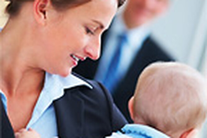 Работающие мамы счастливы вбраке