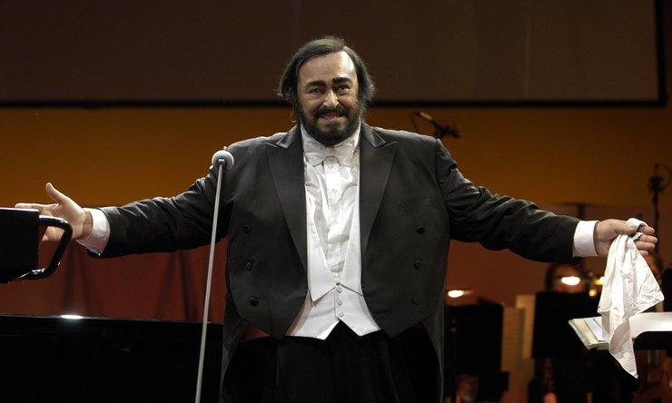 Лучано Паваротти: обычный парень, великий артист