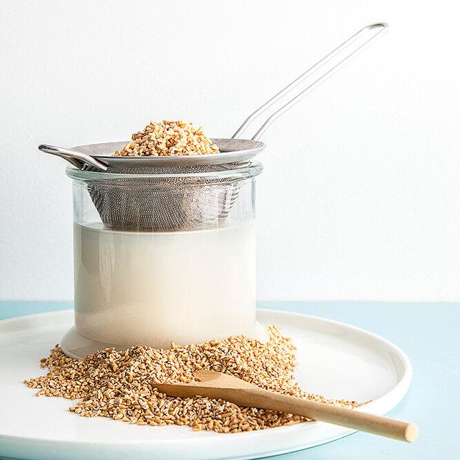 Польза овсяного молока