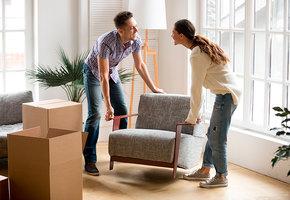 7 легких способов изменить интерьер, не выходя из дома