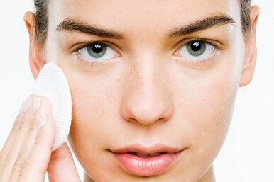 Что происходит свашим лицом, когда вы перестаете краситься