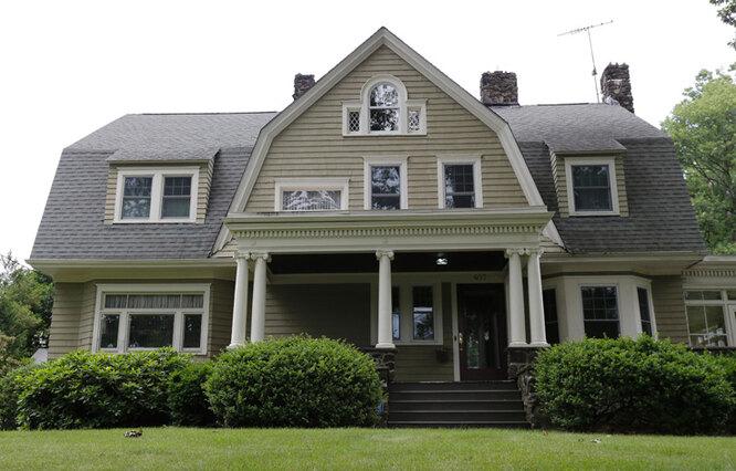 дом на Бульваре 657