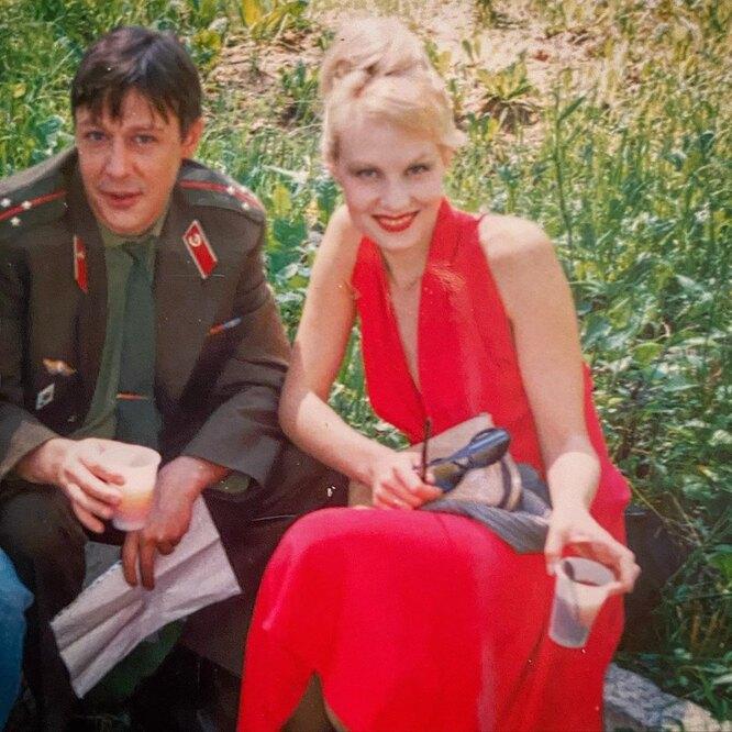 Михаил Ефремов и Рената Литвинова фото