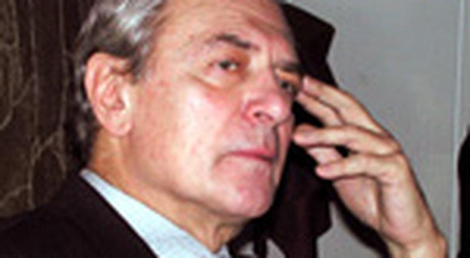 Умер Александр Лазарев