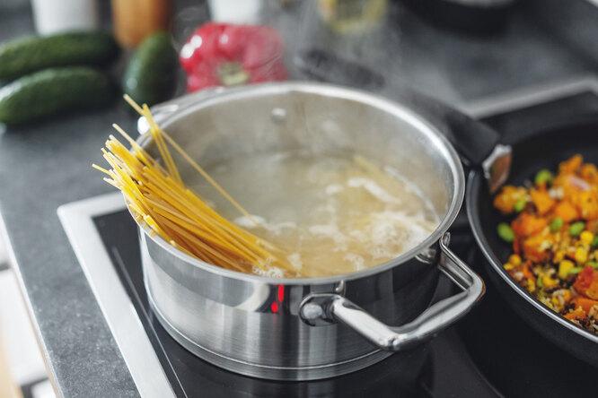 Меняется ли калорийность макарон при варке