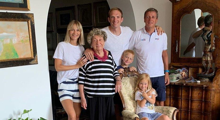 «Верьте вчудо». Андрей Бурковский рассказал невероятную историю обитальянской семье