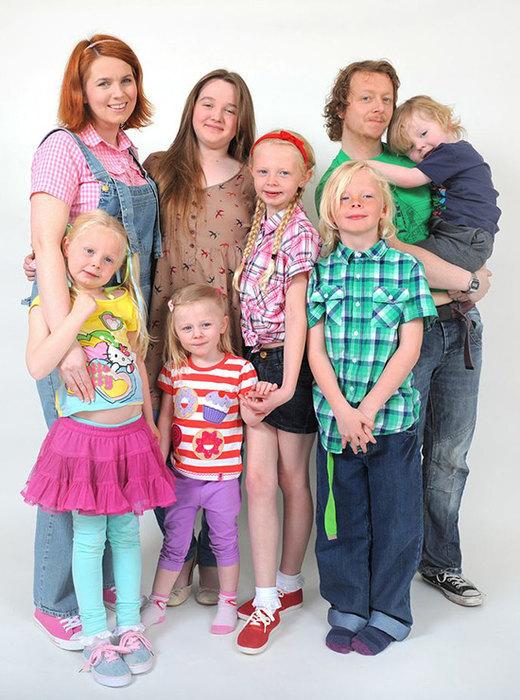 Семейство Адлингтон
