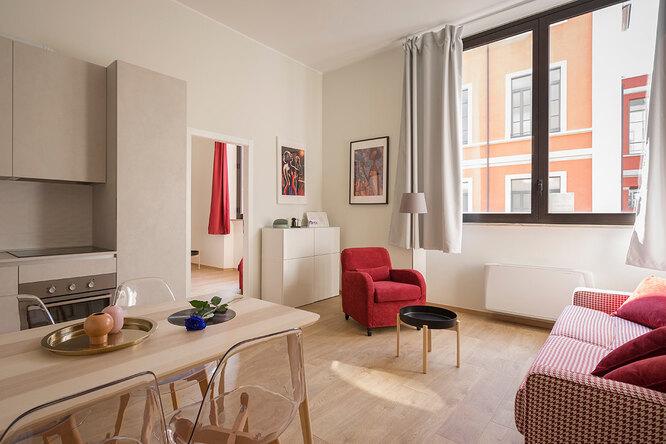 Что делать снеудачной планировкой икак стильно оформить небольшую квартиру