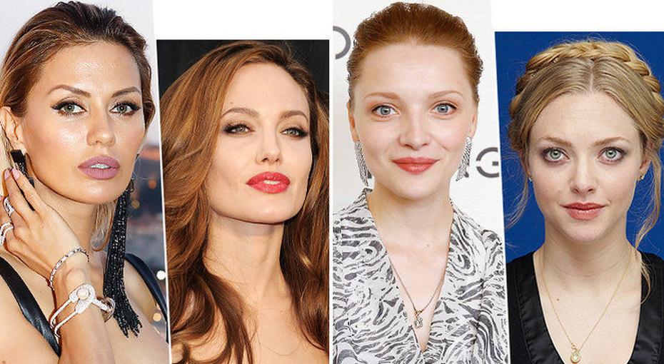 Не отличить: наши изападные звезды, которые похожи словно сестры