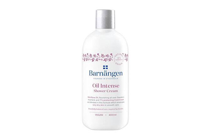Крем-гель для душа с экстрактом розы Oil intense Shower Cream wild Rose Oil, Barnängen