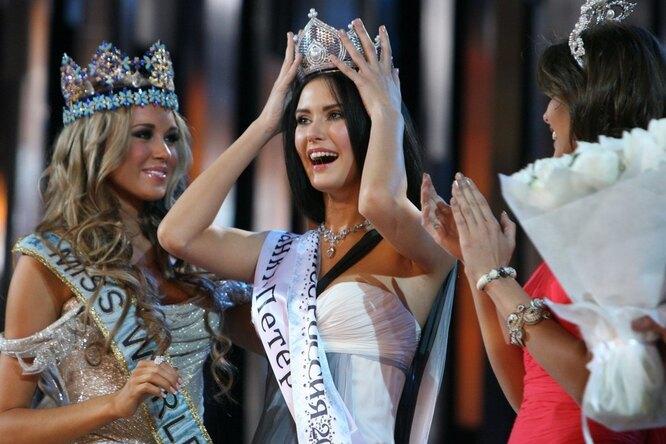 Тогда исейчас: первые победительницы конкурсов красоты