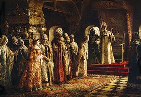 Царский тиндер: как на Руси невест нужного размера искали