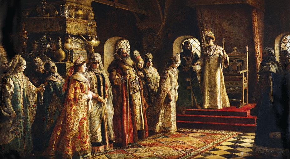 Царский тиндер: как наРуси невест нужного размера искали