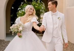Порвала шаблоны: невеста поразила людей свадебным танцем
