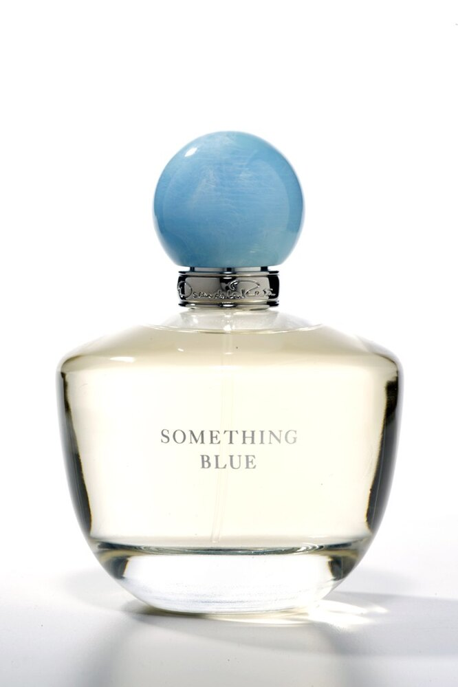Something Blue, Oscar de la Renta