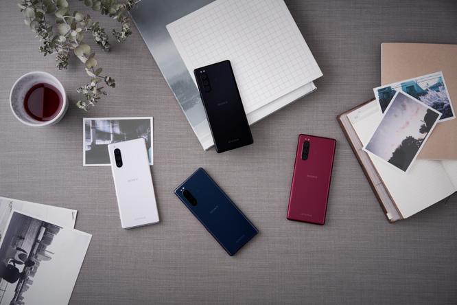 Смартфон, Xperia 5, Sony, 49990 руб.