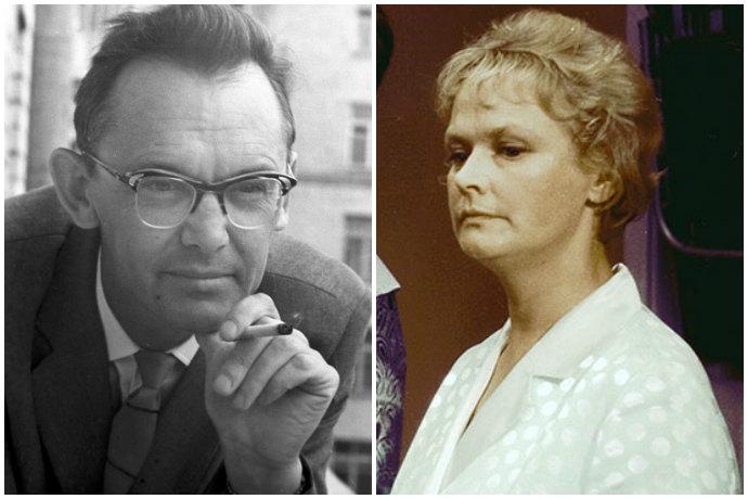 Леонид Гайдай и его жена Нина Гребешкова: история любви