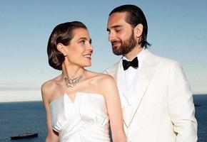 Принцесса Монако вышла замуж за возлюбленного из России