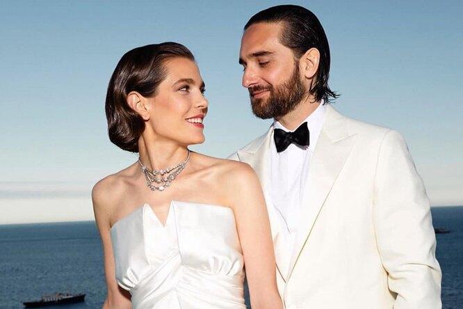 Принцесса Монако вышла замуж завозлюбленного изРоссии