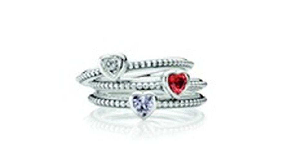 Ювелирные подарки ко Дню Святого Валентина