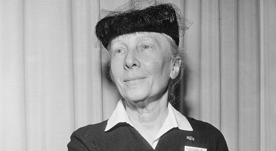 Лилиан Гилбрет: как любительница поэзии сделала жизнь итруд рабочих идомохозяек намного удобнее