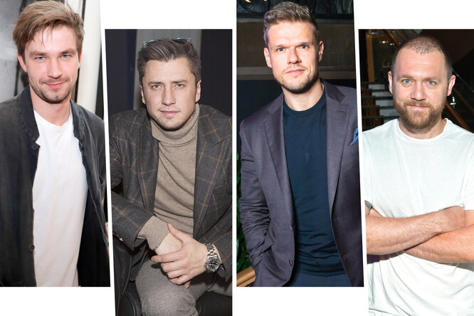 Как живут герои-любовники наших сериалов — Петров, Бикович иеще 5 актеров