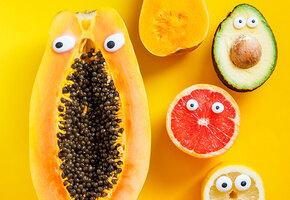 Какие фрукты самые полезные? Мы собрали ТОП-17!