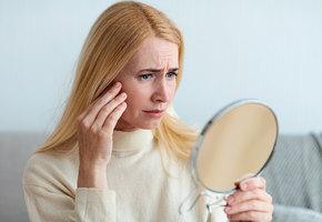 Что происходит с нашей кожей во время менопаузы и как за ней ухаживать?