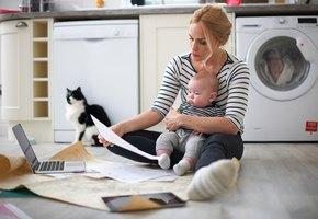 Супермамио: как пройти сложный квест материнства и выжить?