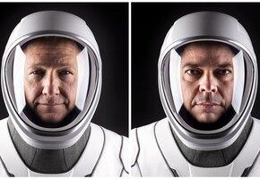 Жена до звезды доведёт: с кем счастливы астронавты Crew Dragon Роберт Бенкен и Даглас Хёрли
