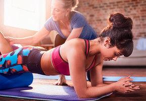4 упражнения для стройности ног от голливудского тренера
