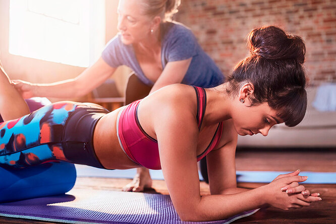 4 упражнения длястройности ног отголливудского тренера