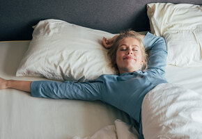 Спящая красавица: что делать перед сном, чтобы проснуться красивой?
