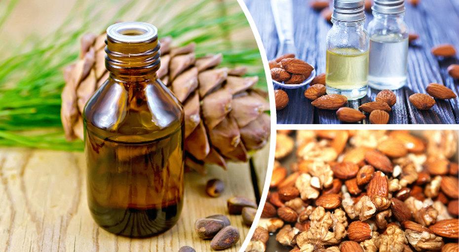 Миндальное, кедровое или подсолнечное? Какое растительное масло полезнее?